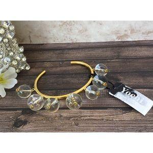Yochi Fringe Bracelet